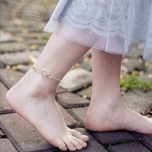 Jewelry - Anklets for Women 925 Sterling Silver